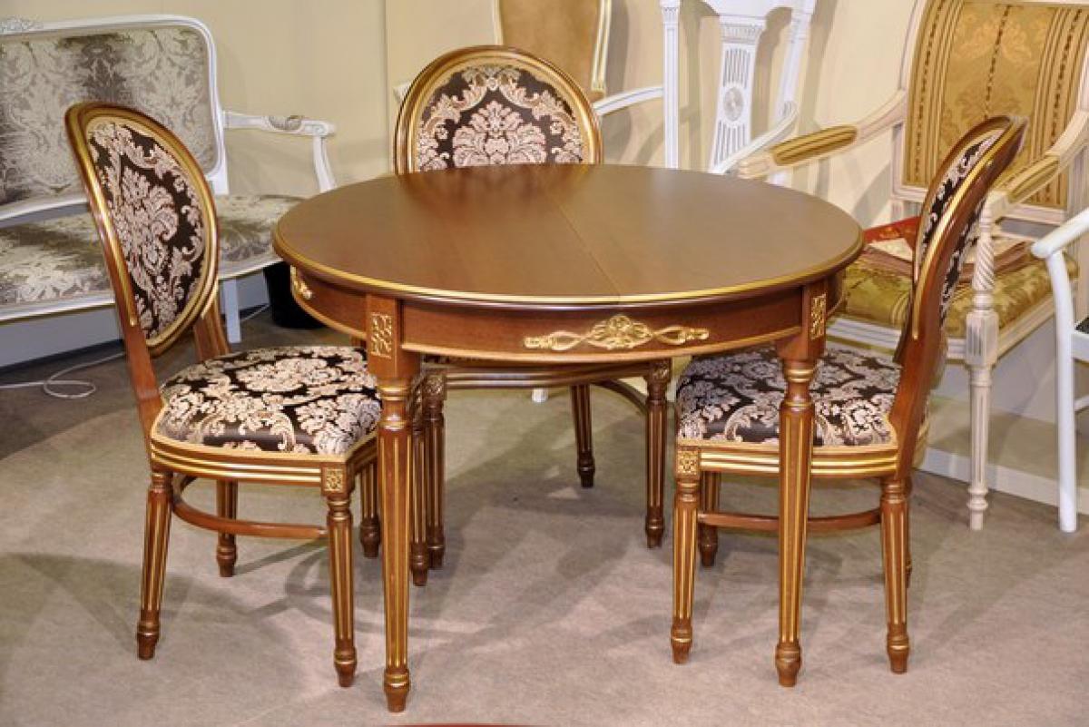 классическая мебель от компании СТЕЛЛА